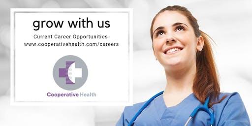Cooperative Health Career Expo
