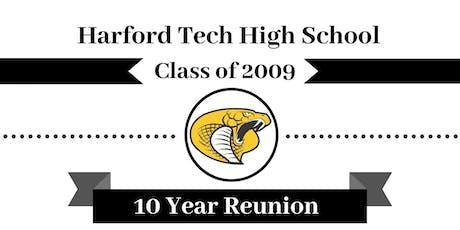 Harford Technical High School - Class of 2009 - 10 Year Reunion tickets