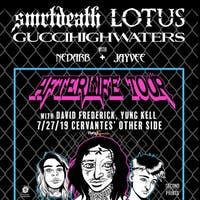 smrtdeath, LIL LOTUS and guccihighwaters - After Life Tour w/ David Frederick, Yung Kell