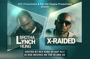 Brotha Lynch Hung, X-Raided