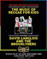 The Rock and Roll Playhouse Plays: The Music of Reggae for Kids