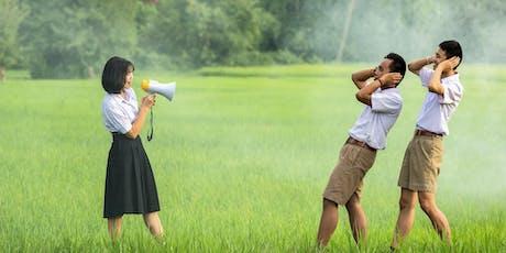 Comunicación Efectiva y Manejo de Conflictos. entradas