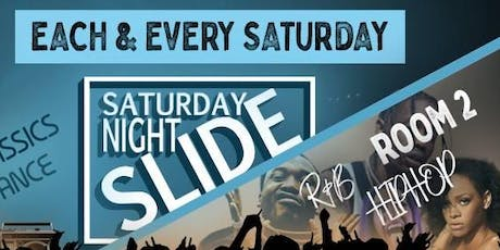 Saturday Night Slide tickets