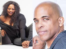"""""""Jokes & Notes"""" with Cocoa Brown hosted by LaMont Ferrell"""