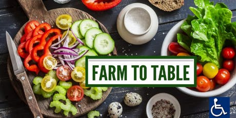 Farm to Table Conversation tickets