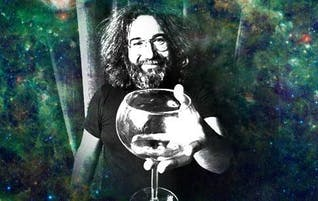 Jerry Garcia Birthday Celebration Featuring Crazy Fingers & Special Guests