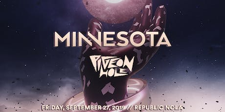 Minnesota tickets
