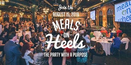 Volunteer at Meals on Heels tickets
