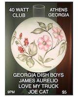 Georgia Dish Boys, James Aurelio, Love My Truck, Joe Cat