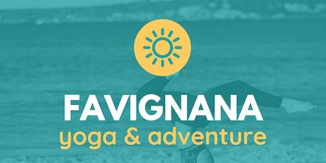 Favignana Yoga & Adventure biglietti