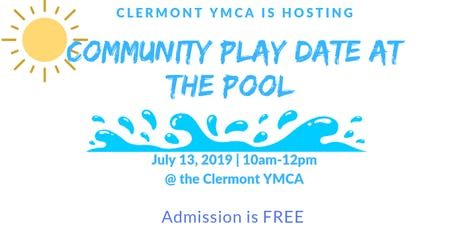 Community Play Date tickets