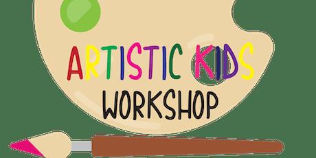 Artistic Kids Workshop | Registration Evening  tickets