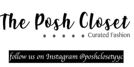 The Posh Closet pop up event - 2nd hand curated ladies fashion tickets