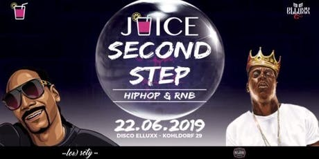 JUICE - SECOND STEP Tickets