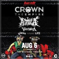Crown The Empire, Attila