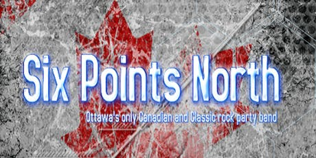 Six Points North goes South tickets