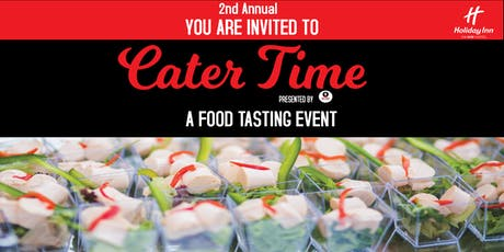 Cater Time 2nd Annual tickets