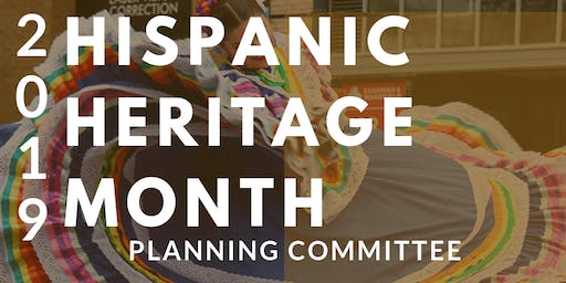Hispanic Heritage Month Planning Committee 2019