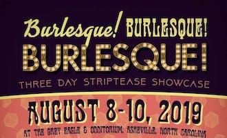 Burlesque! Burlesque! Burlesque! TWO NIGHT PASS