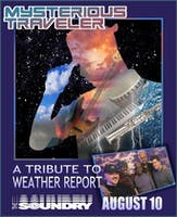 Mysterious Traveler; A Tribute to Weather Report