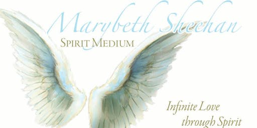 An Evening with Marybeth Sheehan - Spirit Medium