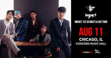 IMFACT 1st US LIVE & MEET TOUR