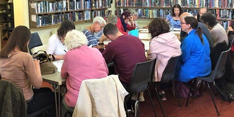 Community Conversations Poetry Workshop with Tongues&Grooves tickets