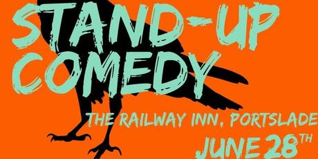 Howling Crow Comedy @ The Railway Inn - Portslade tickets