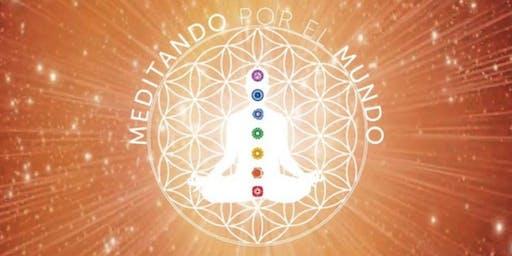 Meditacion Detox en Barcelona! @meditandoporelmundo