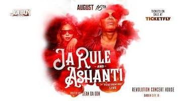 Ja Rule, Ashanti