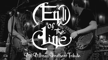 Woodstock in Woodstock, Celebrating the 50th Anniversary with 'An Allman Brothers Tribute: End of the Line'