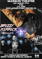 Brizzy & The Fusions x Fuego Flames Birthday Blackout