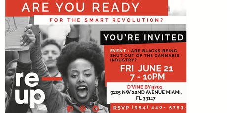 Are Blacks Being Shut out of the Cannabis Industry? tickets