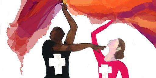 Paint and Praise Art workshop