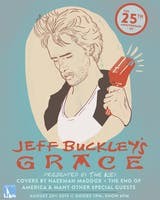 25th Anniversary of Jeff Buckley's Grace Presented by The Key