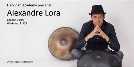 Alexandre Lora (BRA) - Concert and Workshop tickets