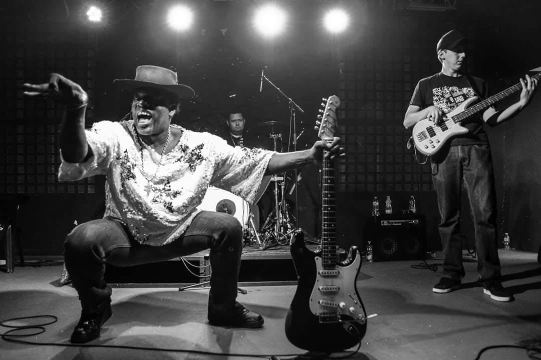 Carvin Jones @ The Rhythm Room
