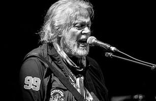 Randy Bachman of The Guess Who and Bachman-Turner Overdrive