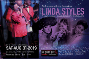 An Evening With The Contraltos featuring Linda Styles