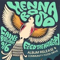 Henna Roso Album Release and Community Food Drive
