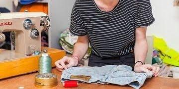 Repairing, Personalising & Re-energising Clothing
