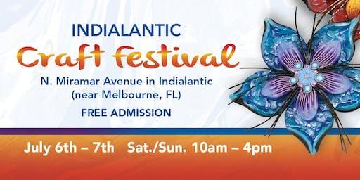 18th Annual Indialantic (Melbourne) Craft Festival