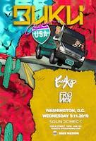 Bass Nation Presents: BUKU w/Esseks