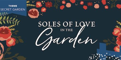 Soles of Love in the Garden