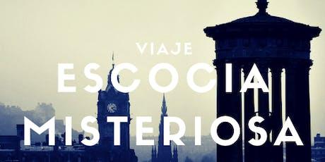 "Viaje ""Escocia Misteriosa"" tickets"