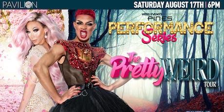 "Pines Performance Series: Yvie Oddly & Plastique ""The Pretty Weird Tour"" tickets"