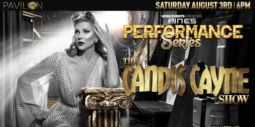 Pines Performance Series: The Candis Cayne Show