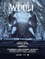 Bass Nation Presents: Wooli w/Trivecta & Computa