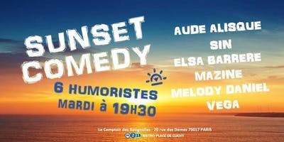 SUNSET COMEDY