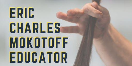 Eric Charles Mokotoff Haircolor Eduction